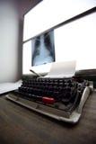 Schreiben Sie Maschine Stockbilder