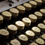Schreiben Sie Maschine Stockfotos