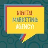 Schreiben vermarktender Agentur Anmerkungsvertretung Digital Geschäftsfoto stapeln Präsentationshilfs, geschäft in den genauen Zi stockbilder