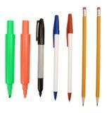 Schreibens-Werkzeuge 2 Stockbild