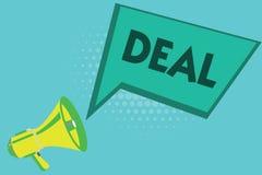 Schreibensanmerkungs-Vertretung Abkommen Geschäftsfoto Präsentationsvereinbarung nahm an durch zwei teil oder mehr Parteien für i lizenzfreie abbildung