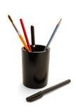 Schreibenswerkzeuge Stockfoto