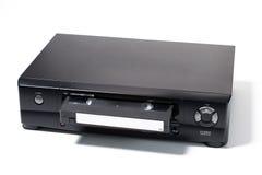 Schreiber der videokassette stockbild