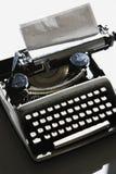 Schreibmaschine. Lizenzfreie Stockfotografie