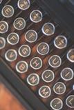 Schreibmaschine Lizenzfreie Stockbilder
