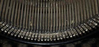 Schreibmaschine Stockfoto