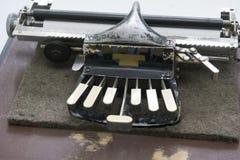 Schreibmaschine für Vorhänge Lizenzfreie Stockbilder