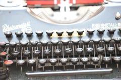 schreibmaschinen Stockbilder