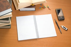 Schreibtisch Lizenzfreie Stockbilder