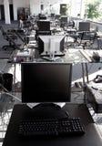 Schreibtisch lizenzfreie stockfotos