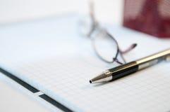Schreibtisch-Felder 1 Lizenzfreie Stockfotos