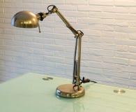 Schreibtisch Lamp Lizenzfreies Stockfoto