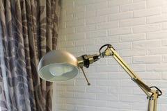 Schreibtisch Lamp Stockfoto