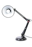 Schreibtisch-Lampe Stockbild