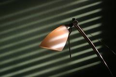 Schreibtisch-Lampe Lizenzfreie Stockfotografie