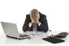 Schreiender CEO Stockbilder