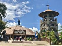 Schrein der Heilig-Feldgeistlichen Pio stockfoto
