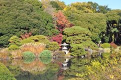 Schrein in Tokyo Lizenzfreie Stockbilder