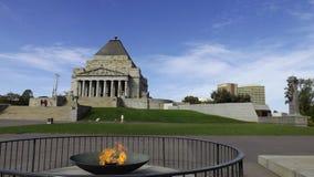 Schrein von Remembrance Lizenzfreies Stockbild