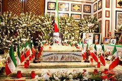 Schrein von Reza-Schah Pahlavi vom Iran in Ägypten Stockbild