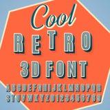 Schrifttyp 3D Stockbilder
