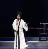 """Schrijf als een engel--jiangxi opera""""four dromen van linchuan† Royalty-vrije Stock Afbeelding"""