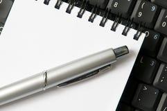 Schrijf equipament stock foto's