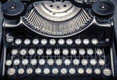 Schrijfmachine Royalty-vrije Stock Afbeelding