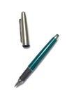 Schrijvende Pen Stock Fotografie