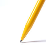 Schrijvende pen Stock Foto