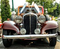 Schrijver uit de klassieke oudheid 1933 Buick stock afbeeldingen