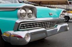 Schrijver uit de klassieke oudheid 1959 Ford Automobile Stock Foto's
