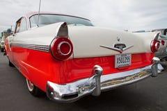 Schrijver uit de klassieke oudheid 1956 Ford Automobile Stock Foto's