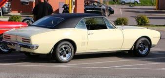Schrijver uit de klassieke oudheid 1968 Pontiac Firebird Stock Fotografie