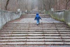 Schritt für Schritt Stockbilder