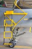 Schritt von Flugzeugen Lizenzfreie Stockfotografie