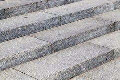 Schritte auf der Treppe Lizenzfreies Stockfoto