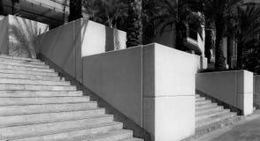 Schritte der Treppe Stockfotos