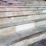 Schritte der Treppe Lizenzfreies Stockfoto