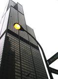 Schroeit Toren stock afbeelding