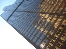 Schroeit Toren, Chicago Stock Foto