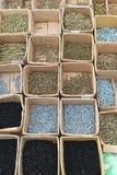 Schroeven voor hout Royalty-vrije Stock Foto