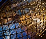 Schroffe Beleuchtung Lizenzfreies Stockbild