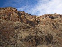 Schroffe Geologie lizenzfreie stockfotos