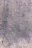 Schroffe Gipswand stockfoto
