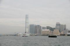 schronienia Hong kong Victoria Obraz Royalty Free