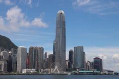 schronienia Hong kong Victoria Obraz Stock