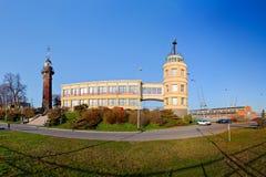 schronienia latarni morskiej mistrza biuro s Fotografia Royalty Free