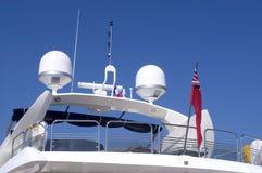 schronienia menton jachty Obrazy Royalty Free