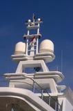 schronienia Monaco jachty Zdjęcia Royalty Free
